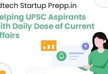 Prepp is an engaging and user-friendly platform with high-quality content for UPSC aspirants.