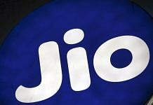 The logo of Reliance Jio is displayed at a store in Mumbai   Representational image   Photographer: Dhiraj Singh   Bloomberg