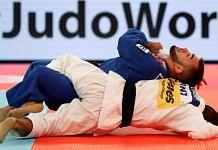 Representational image   India's Vijay Kumar Yadav during a match at the 2019 World Judo Championships   REUTERS Photo via ANI