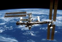 Representational image.   A file photo of the International Space Station.   Photo: Flickr/NASA