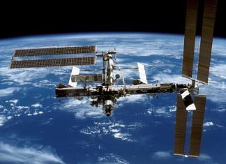Representational image. | A file photo of the International Space Station. | Photo: Flickr/NASA
