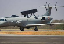 Representational Image | The existing Netra Airborne Early Warning and Control (AEW&C) aircraft | Wiki Commons