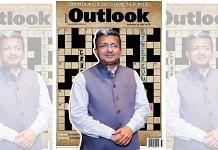 File photo of Outlook magazine's Group Editor-in-Chief Ruben Banerjee. | Photo: Twitter/@Rubenbanerjee/Outlook