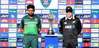 New Zealand pulled out of the ODI and T20 series against Pakistan shortly before the start of the first match on 17 September 2021 | Twitter/@TheRealPCB