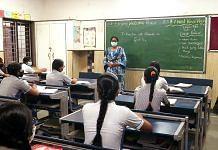 Representational image.   A school in New Delhi.   Photo: ANI