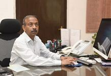 File photo of retired IAS officer Amit Khare   Twitter/@PIB_India