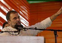 File photo of Congress leader Rahul Gandhi | ANI photo