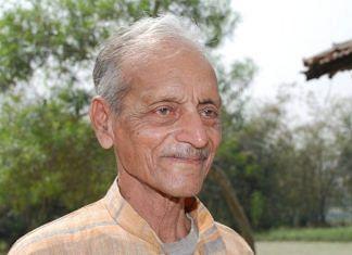 Sachchidanand Sinha | Photo Credit: Special Arrangement