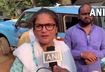 TMC MP Sushmita Dev after her convoy was attacked in Tripura | ANI