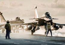 Rafale M | Credit: Dassault Aviation