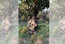 Representational image of a soldier operating in Shopian district of South Kashmir   Snehesh Alex Philip   ThePrint