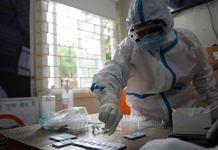 Testing at a clinic in New Delhi (representational image) | Photo: Suraj Singh Bisht | ThePrint