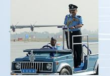 Indian Air Force celebrating its 89th anniversary today| Twitter /@IAF_MCC