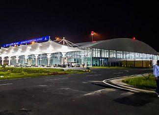 Kushinagar international airport in Uttar Pradesh, India   PTI