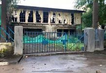 A deserted industrial compound at Wagle Estate in Thane | ThePrint