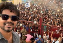 Actor Vijay is an icon in Tamil cinema | Twitter/@actorvijay