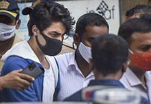 File photo | Aryan Khan being taken to Arthur Road jail from NCB office, Oct 2021 | PTI