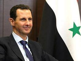 A file photo of Syrian President Bashar al-Assad   Commons