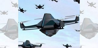 Representative image of swarm drones. | sameerjoshi73.medium.com