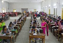 Students sit for the class 10 board examination in Agartala   Representational image   ANI photo