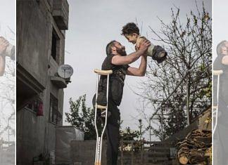 'Hardship of Life'   Mehnat Aslan   Photo: sipacontest.com