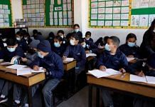 Representational image of students in school | ANI via Reuters